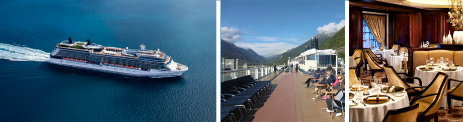 Celebrity Solstice Itineraries: 2019 & 2020 Schedule (with ...