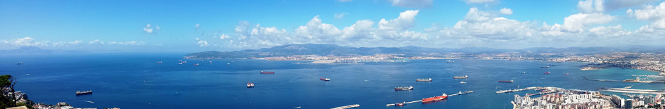 Mediterranean cruise sept 3 15 2016 - Moroccan port on the strait of gibraltar ...